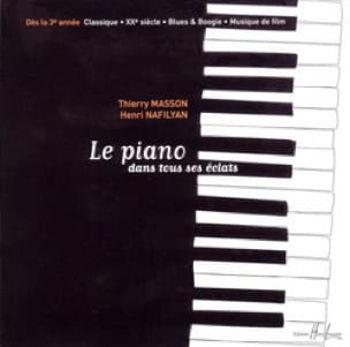 Picture of CD MASSON PIANO DANS TOUS SES ECLATS LE CD
