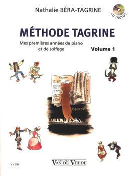 Image de BERA-TAGRINE Méthode Piano Vol 1 + CDgratuit