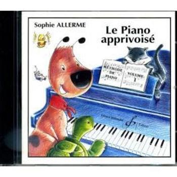 Image de ALLERME Le Piano Apprivoise Vol1 LE CD