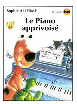 Image de ALLERME LE Piano Apprivoise Vol1 Methode