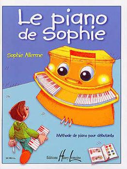 Image de ALLERME METHODE LE Piano DE SOPHIE
