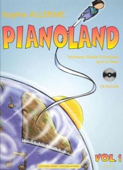 Image de ALLERME PianoLAND +CD VOL1