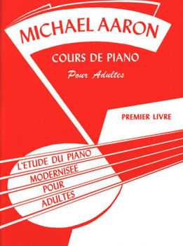 Picture of AARON Methode Piano ADULTE V1