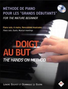 Picture of DOIGT AU BUT + CDgratuit Methode de Piano