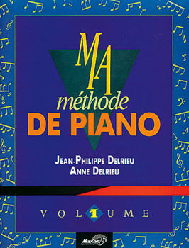 Picture of DELRIEU MA 1ere Methode DE Piano