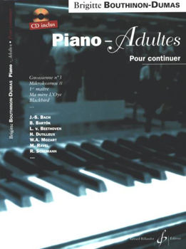 Picture of BOUTHINON-DUMAS Piano ADULT V2 Methode +CDgratuit