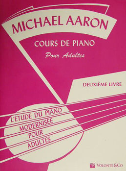 Picture of AARON Methode Piano ADULTE V2