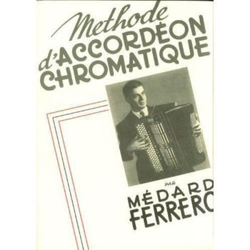 Image de FERRERO METHODE ACCORDEON CHROMATIQUE 2EME ANNEE