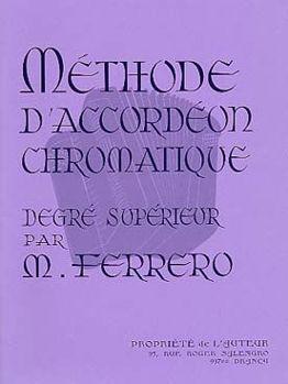 Picture of FERRERO METHODE ACCORDEON CHROMATIQUE 3EME ANNEE