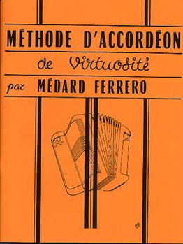 Picture of FERRERO METHODE ACCORDEON CHROMATIQUE 4EME ANNEE VIRTUOSITE