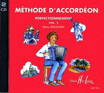 Image de MAUGAIN METHODE ACCORDEON V2 LECD