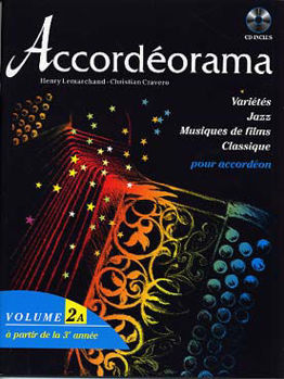Picture of ACCORDEORAMA V2A+CDgratuit