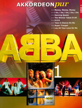 Picture of ABBA Collection Akkordeon Pur Vol1