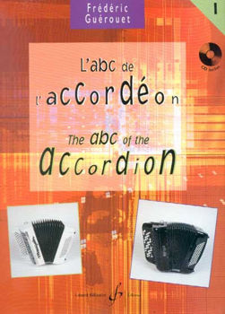 Image de ABC ACCORDEON V1 +CD(gratuit) GUEROUET