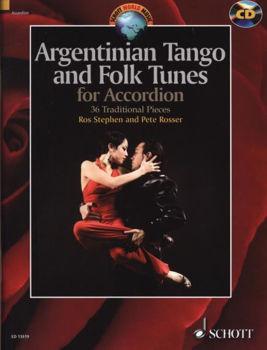 Picture of ARGENTINIAN TANGO & FOLK ACCORDEON +CDgratuit Accordéon