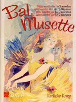 Picture of BAL MUSETTE VALSES MUSETTES 1 OU 2  Accordeon