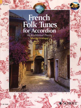 Picture of FRENCH FOLK TUNES +CDgratuit Accordéon