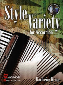 Picture of KRUPP STYLE VARIETY ACCORDEON
