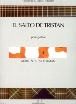 Picture of ACKERMAN EL SALTO DE TRISTAN Guitare Classique