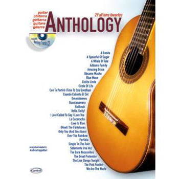 Picture of ANTHOLOGY GUITAR V1 +CD gratuit