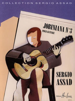Image de ASSAD JOBINIANA N°3 pour Guitare Classique