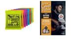 Picture for category Cordes / Méthodes Guitares & Basses