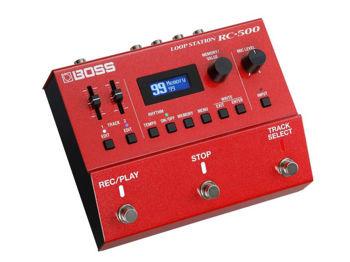 Image de Pedale Effet LOOP STATION BOSS RC500 Deux pistes 32 Bits