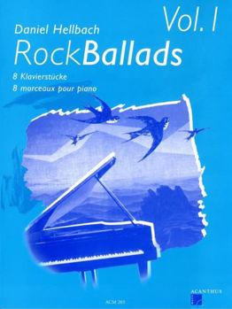 Image de HELLBACH ROCK BALLADS Vol1 Piano