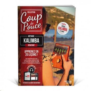 Image de COUP DE POUCE KALIMBA 17 LAMES