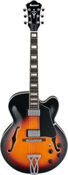 Picture of Guitare Electrique 3/4 CAISSE IBANEZ Serie Artcore AF75BS