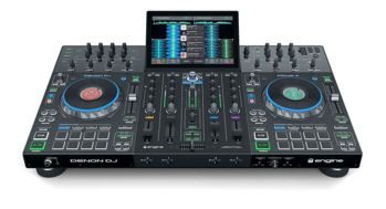 Picture of Controleur DJ DENON PRIME 4 Voies + Ecran Tactile 10""