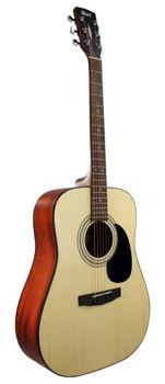 Image de Guitare Folk Acoustique CORT Serie Standard 810 Open Pore