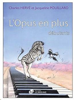 Picture of HERVE POUILLARD L'OPUS EN PLUS Piano Débutants