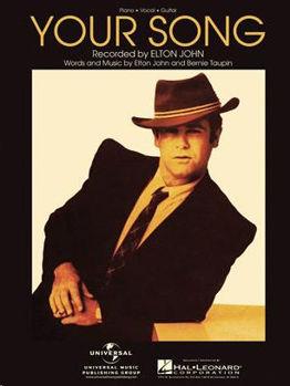 Image de ELTON JOHN YOUR SONG Piano Voix Guitare
