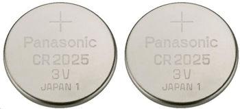 Image de Pile Bouton Lithium cr-2025 (par 2)