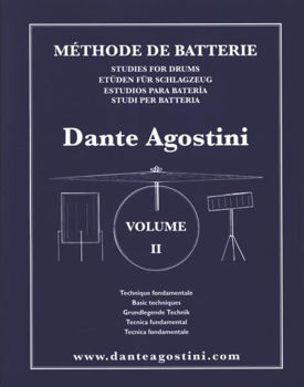 Picture of AGOSTINI Méthode BATTERIE V2