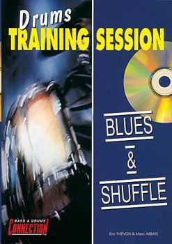 Picture of DRUMS TRAINING SESS BLUES SHUFF +CDgratuit