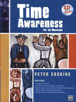 Picture of ERSKINE PETER TIME AWARENESS FOR ALL +CDgratuit