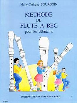 Picture of BOURGOIN METHODE DE Flute à bec