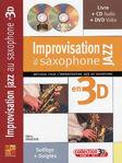 Picture for category Méthodes Saxophone Jazz