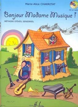 Picture of CHARRITAT Bonjour madame la musique Livret