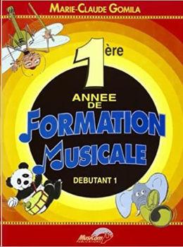 Picture of GOMILA MA 1ERE ANNEE DE FORMATION MUSICALE