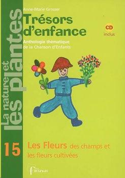 Picture of LES FLEURS TRESORS ENFANCE+CDgratuit