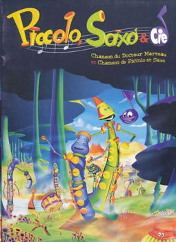Picture of PICCOLO SAXO ET CIE Piano Voix Guitare