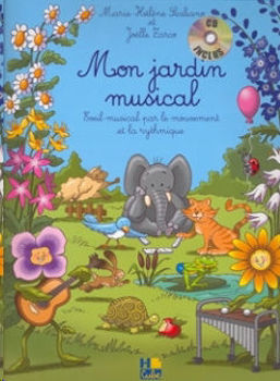 Picture of SICILIANO MON JARDIN MUSICAL+CDgratuit