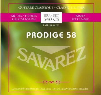Picture of Jeu Cordes Classiques 1/2 SAVAREZ Prodige 38/55