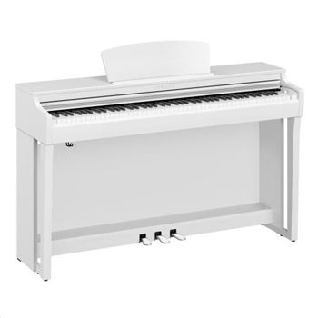 Picture of Piano Numerique YAMAHA CLP725WH Blanc