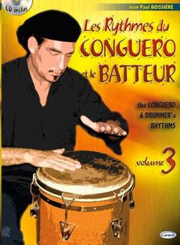 Image de BOISSIERE Les RYTHMES DU CONGUERO et le batteur V3 +CD gratuit