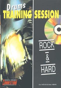 Image de DRUMS TRAINING ROCK ET HARD ROCK +CDgratuit