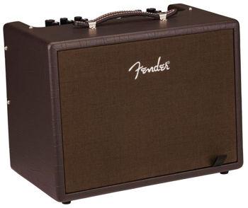Picture of Amplificateur Guitare Electro-Acoustique FENDER 100 Watts Junior Dark Brown +LOOP +BT
